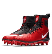 Nike football cleats size 10 brand new East Rutherford, 07073