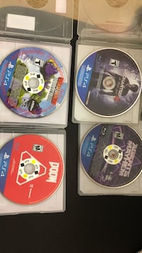 PS4 Games Silver Spring, 20904
