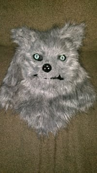 Wolf Mask - like new. Schuylkill Haven, 17972