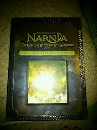 Lion witch and the wardrobe dvd London, N5W 2Y8