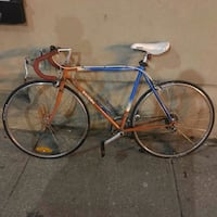 Bicycle Steven Bauer road bike