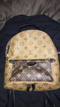 Louis Vuitton backpack!