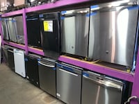 New with a few dents or scratches dishwashers starting from $200 Baltimore, 21223