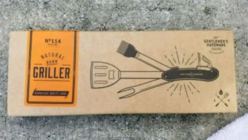 Natural born griller barbecue tool  , never used
