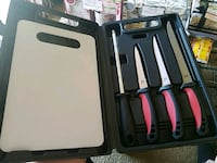 Fillet knife set  Lansdowne, 21227