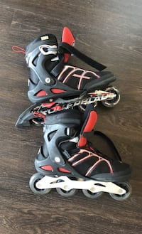 Roller Blades - Like New (Used Twice)