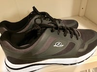 pair of gray-and-black Skechers running shoes Rockville, 20853