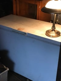 Standard size chest freezer pick up in Burlington in great shape just too big for our needs Halton Hills, L0P