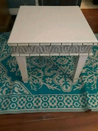 White end table  Clearwater, 33765