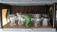Assorted Vases From $1 - $3 Each    Apple Valley, 55124