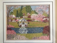 Embroidery picture Guelph, N1H 1X3