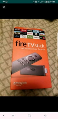 Amazon Fire TV stick box Vienna, 22182