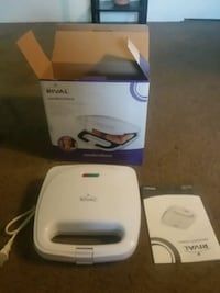 Rival sandwich maker brand new  Phoenix, 85008