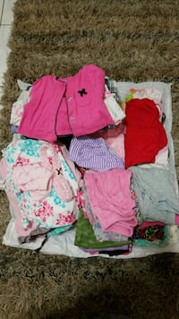Baby girl clothes Size 3-9months Chicago, 60625