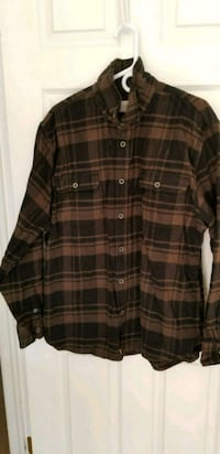 New without tags mens jach flannel shirt  Plainfield, 60544