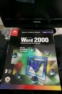 Microsoft Word 2000 Silver Spring, 20904