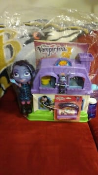 vamperei  basket house  talking doll much more in