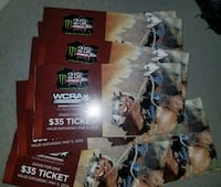WCRA Rodeo Henderson, 89052