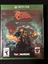 Brand new Sealed Battlechasers Nightwar for Xbox One. Unopened and sealed. Battlechasers Arlington