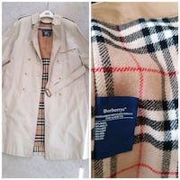 Authentic beautiful woman trench coat. Burnaby, V5H 1H7