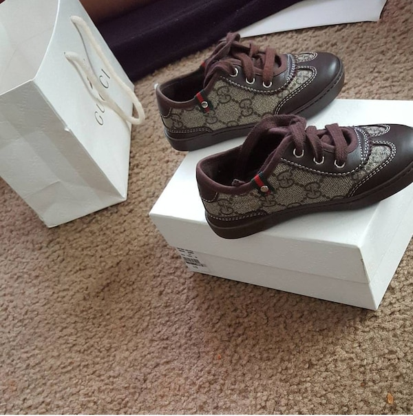 1bd2c0b16a0 Used Gucci shoes size 8c for sale in Lancaster - letgo