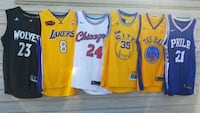 New NBA jersey Curry, Durant, Embiid and more Oak Lawn, 60453