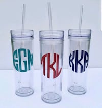 Personalized tumblers  Mississauga, L5L 3A2
