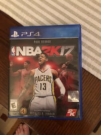 NBA 2K 17 for PS4 Frederick, 21702
