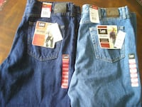 GRAMMY'S CLEAN OUT:  Brand new w/tags Levis Jeans 40x30  $55 for both Gettysburg