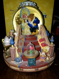 Beauty and the beast musical snowglobe Martinsburg, 25401