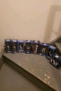 Blue Jay bobble heads Angus, L0M