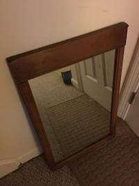 Mirror - Maple Wood Frame Northampton, 01060
