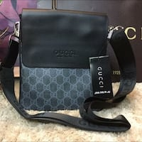 black and gray gucci  Burnaby