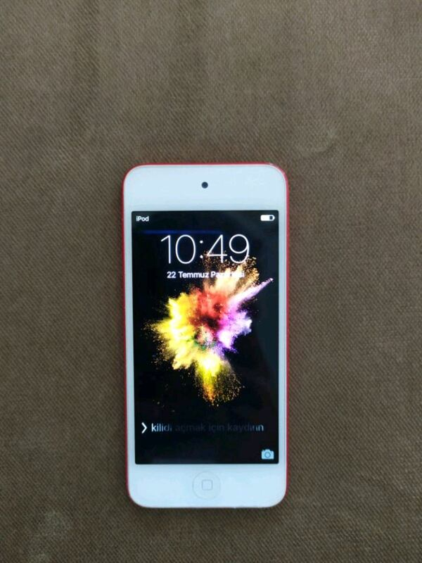 iPod touch 32gb (özel renk) 85fc9c0c-0bed-4aec-ab94-b5be777aa93f