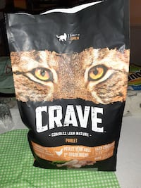 Crave Dry Cat Food  4.5 kg Montréal