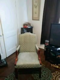 Vintage chairs' have two
