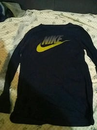black and yellow Nike long-sleeved shirt Jackson, 49201