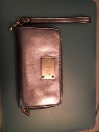 brown leather Michael Kors wristlet Winnipeg, R2V