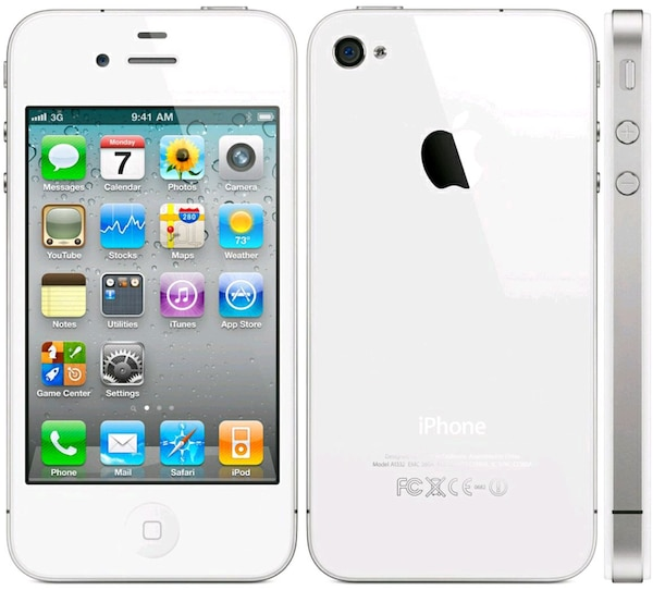 iPhone 4S 16GB 10/10 condition
