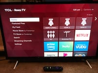 """32"""" tcl model 32s305 King, 27021"""