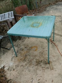 Metal Outdoor Table High Point