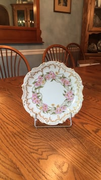 Antique French Plate 47 km