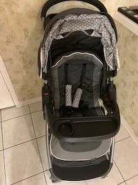 Step 2 and Go Stroller