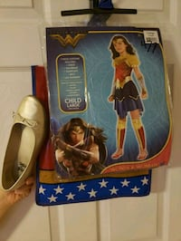 Wonder woman Halloween costume Germantown, 20874