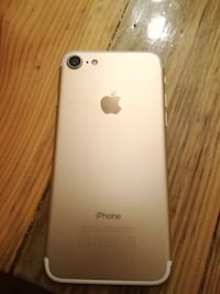 Roségold iPhone 7 128Gb