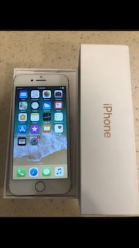 Rose gold iphone 7 with box Aurora, 80011