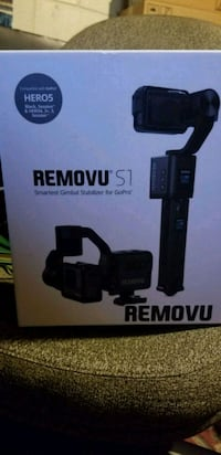 REMOVU S1 3 AXIS GIMBAL BEST OF THE BEST!!! Toronto, M5T 2J5