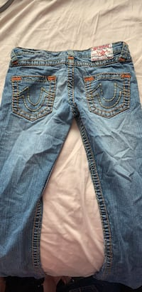 true religion bootcut jeans size 28  Anchorage, 99502