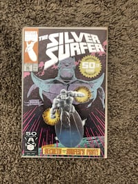 Marvel silver surfer comic  Los Angeles, 90034