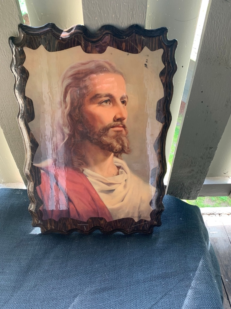 Cool Jesus Artwork
